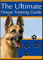 cover of the ultimate house training guide